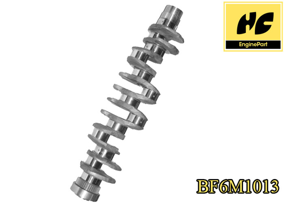 الصين HRC52 - 58 Deutz Engine Spare Parts Crankshaft BF6M1013 04256818 OEM Standard المزود